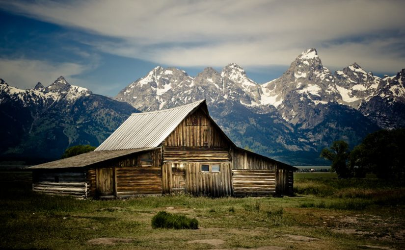 Five Can't-Miss Locations in the Teton Range