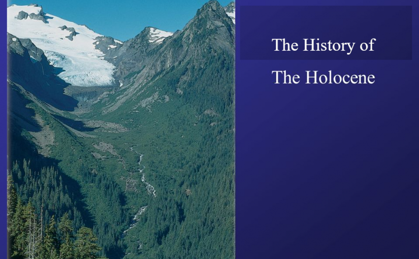 The Holocene History of the Teton Range